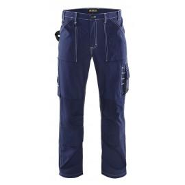 Pantalon Artisan Marine 100% coton 1570 Blaklader
