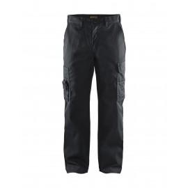 Pantalon Cargo Noir 1400 Blaklader