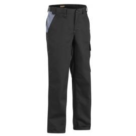 Pantalon Industrie Noir/Gris 1410 Blaklader