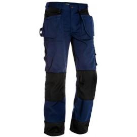 Pantalon artisan bicolore Marine/Noir 1503 Blaklader