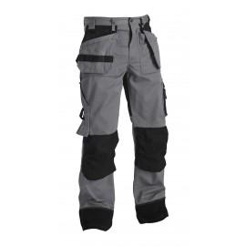 Pantalon artisan bicolore Gris/Noir 1503 Blaklader