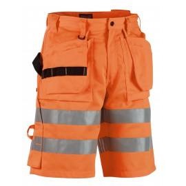 Short haute visibilité Orange 1535 Blaklader