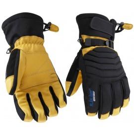Gant de travail hiver thinsulate® Noir/Jaune 2238 Blaklader