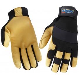 Gant de travail Hiver Thinsulate® Neoprene® Noir/Jaune 2239 Blaklader