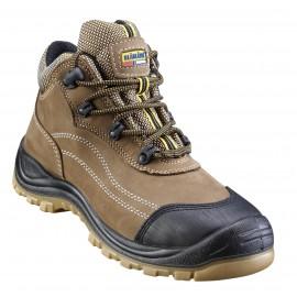 Chaussures de sécurité mi-haute Marron 2305 Blaklader