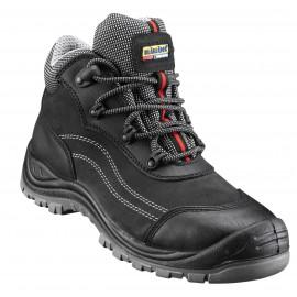 Chaussures de sécurité mi-haute Noir 2305 Blaklader