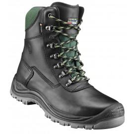 Chaussures de sécurité haute hiver Noir 2416 Blaklader