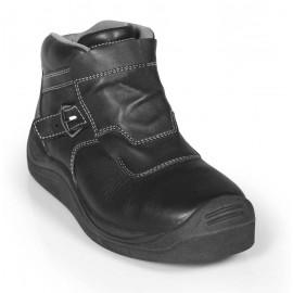 Chaussures asphalte haute Noir 2419 Blaklader