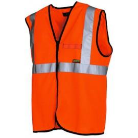 Baudrier ZIP haute visibilité Orange 3029 Blaklader