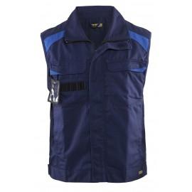 Gilet sans manches Industrie Marine/Bleu roi 3164 Blaklader