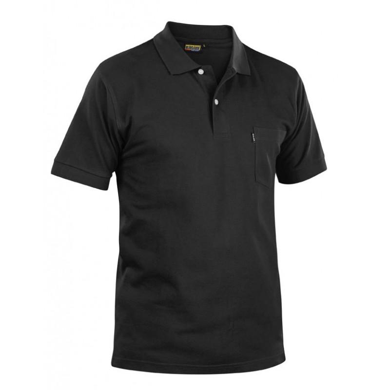 Polo Noir 3305 Blaklader