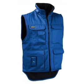 Gilet Sans Manches hiver Bleu roi 3801 Blaklader