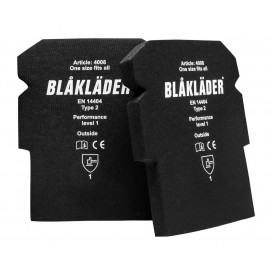 Genouillères CORDURA® Noir 4008 Blaklader
