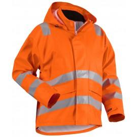 Veste de pluie Orange 4302 Blaklader