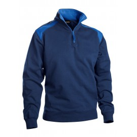 Sweat camionneur Marine/Bleu Roi 3353 Blaklader